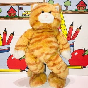 Orange Striped Tabby Cat Build A Bear